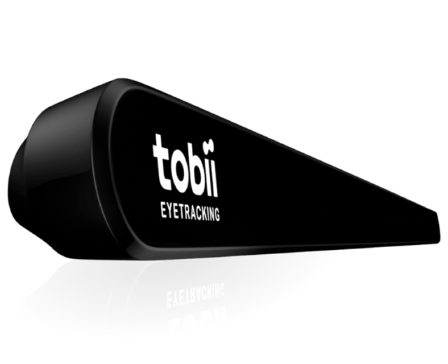 Tobii Eye Tracker 4C