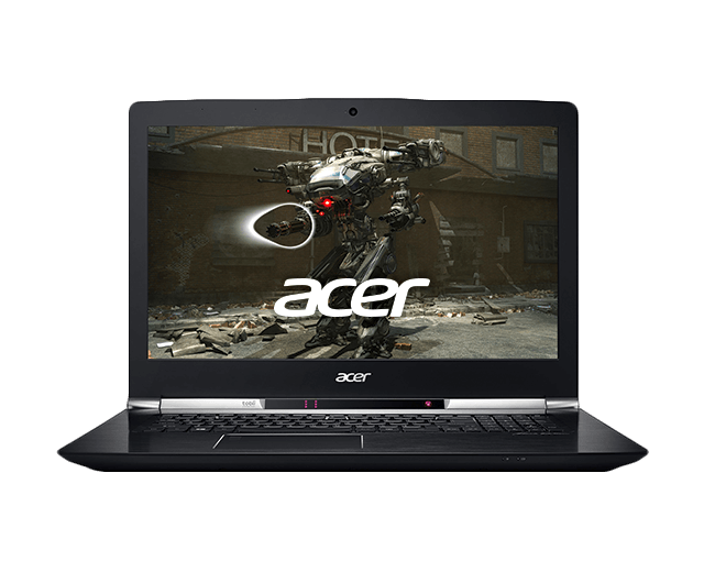 How to use eye tracking on your Acer V 17 Nitro